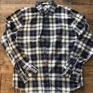 Men's dress button down